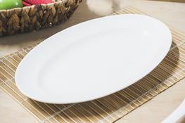 Półmisek porcelanowy owalny 36 x 20.5 cm