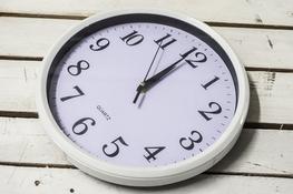 Zegar ścienny okrągły 28 cm