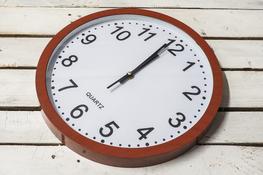 Zegar ścienny okrągły 35 cm