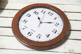 Zegar ścienny okrągły 40 cm