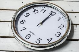Zegar ścienny okrągły 30 cm