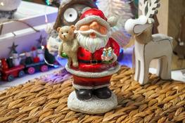 KOOPMAN Świąteczna figurka dekoracyjna 15 cm mix wzorów
