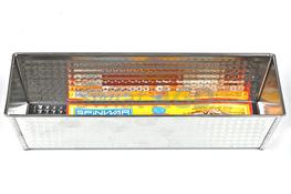 SPINWAR Blacha, forma do pieczenia 30 x 10 x 7 cm