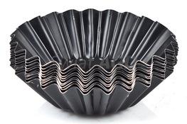 SPINWAR Foremki do pieczenia 6.5 cm zestaw 10 sztuk