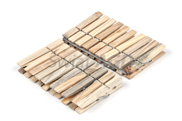 Spinacze do prania, klamerki drewniane 20 sztuk