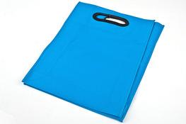 Torba na zakupy GREEN BAG niebieska
